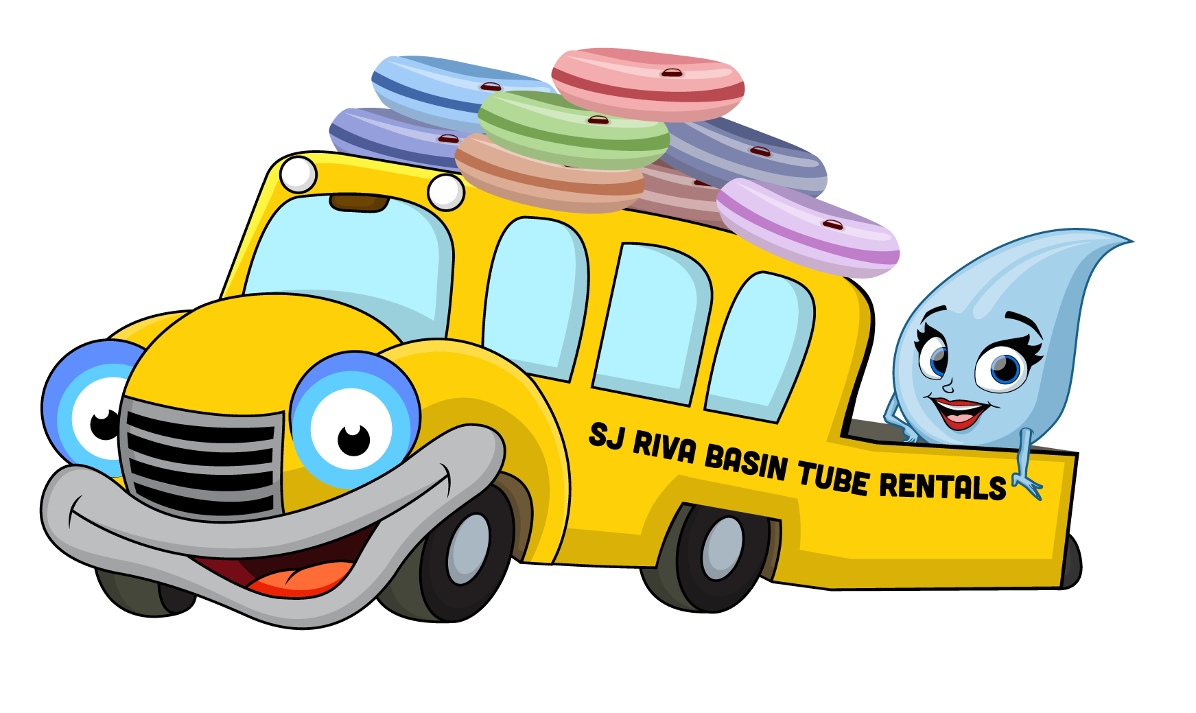 SJ Watershed Tube Rental